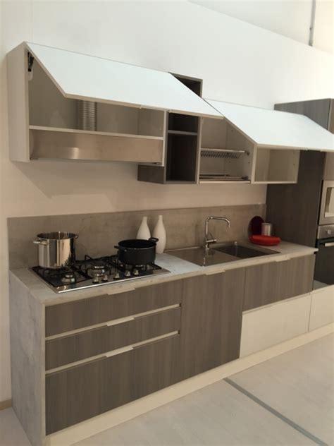 Cucina Rovere Bianco by Cucina Moderna Astra Cucine Laminato Materico Rovere