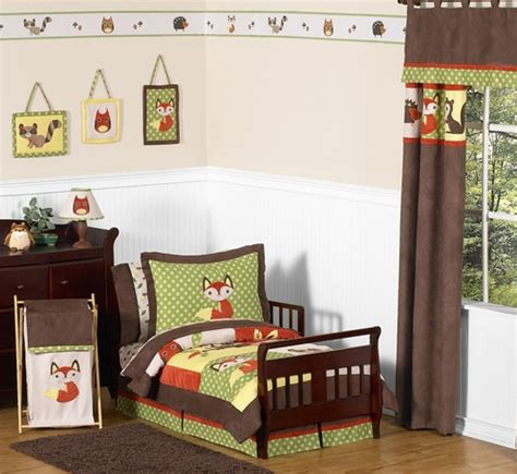 woodland toddler bedding woodland forest animals toddler bedding 5pc boy bedding