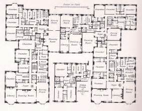 Floor Plan For Mansion by The Devoted Classicist Kissingers At River House