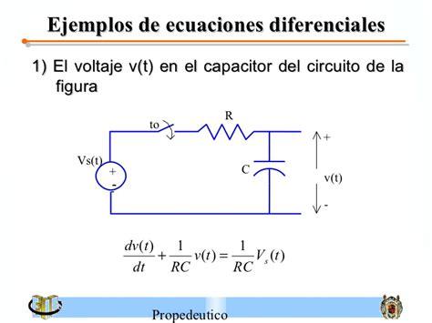 condensador esferico ejercicios resueltos ecuaciones diferenciales