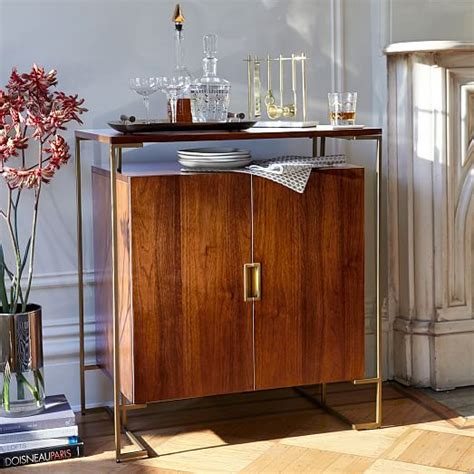 deco bar cabinet baron deco bar cabinet espresso elm