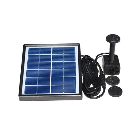 solarrific solar powered water kit g3017 the