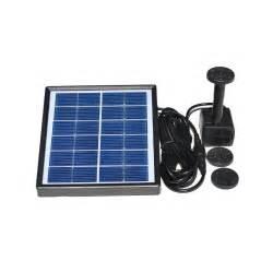 fountain tech solar fountain pump kit gph  head ft