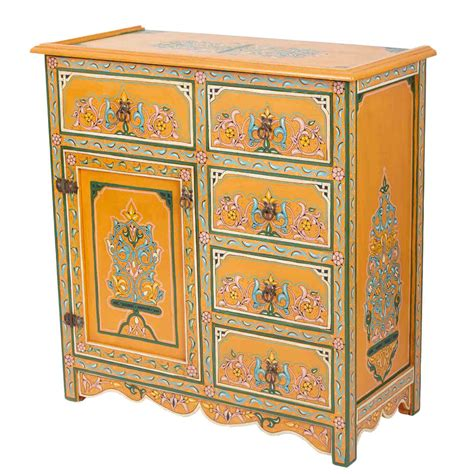 orientalische kommoden marokkanische kommode s5001 bei ihrem orient shop casa moro