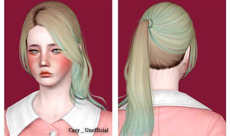 sims 3 hair retextures tumblr my sims 3 blog hair retextures by juniellie