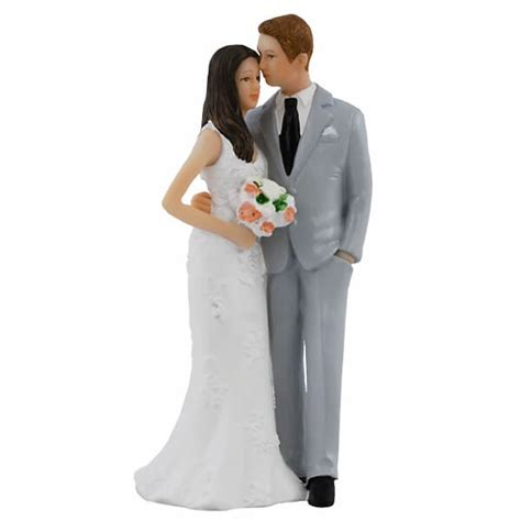 Tortenfiguren Hochzeit by Tortenfigur Quot Me Quot F 252 R Ihre Hochzeitstorte Weddix De