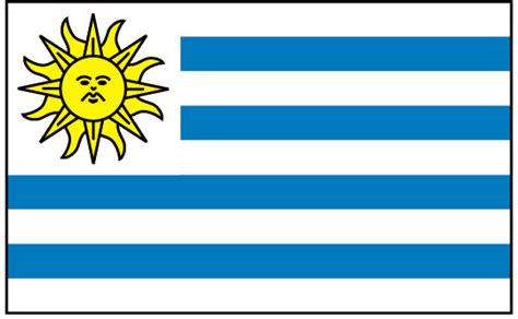 flags of the world uruguay small uruguay flag small uruguay flags 3 x 2 flags