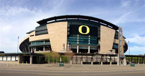 Where Do Mba Students Live In Eugene Oregon by Jonathan Farrell Autzen Stadium Eugene Oregon