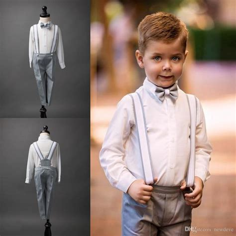 wedding attire for 1 year boy boys suits for weddings size 2 14 boy s formal suit formal