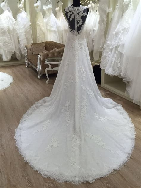 Wedding Dresses Made In China by 2016 Style Lace Wedding Dresses Made In China
