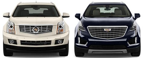 Cadillac Generations Cadillac Xt5 Generations Looking At Cars