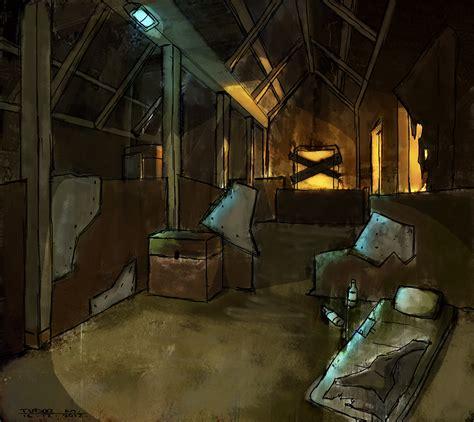Apocalypse Room by Post Apocalyptic Shelter By Vikinginmyshower On Deviantart