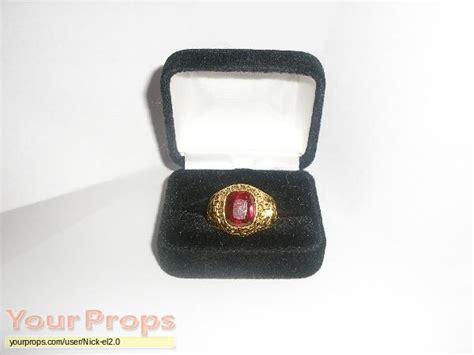 Smallville Replica Kryptonite Box by Smallville Smallville High Kryptonite Class Ring