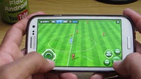 imagenes de niños jugando tablet los mejores juegos de futbol para tu android top 5 youtube