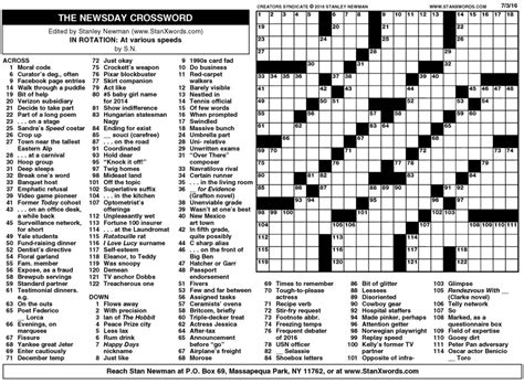 pictures free printable crossword puzzles best games pictures free printable crossword puzzles newspaper