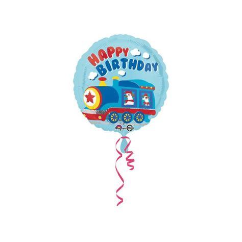 balon permen happy birthday balon foliowy 17 quot happy birthday pociąg