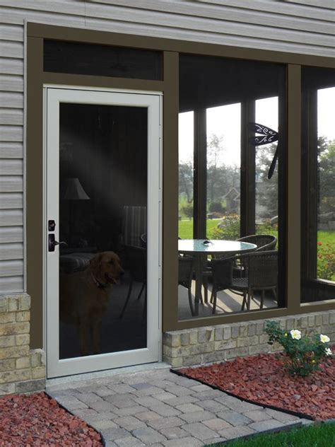 78 Best Images About Entry Patio Storm Doors On Hurricane Patio Doors