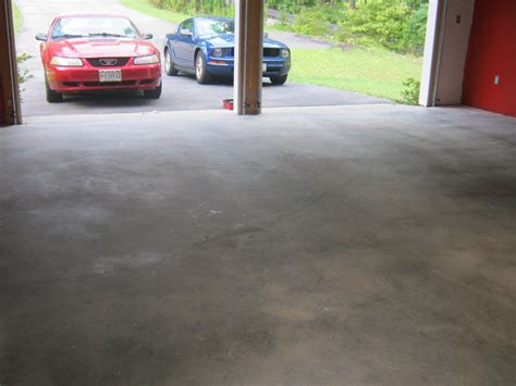 Concrete Garage Floor Paint Cool : Iimajackrussell Garages