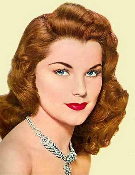 hairstyles from the 50s 50s hairstyles