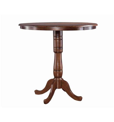 42 inch classic bar table unlimited furniture co
