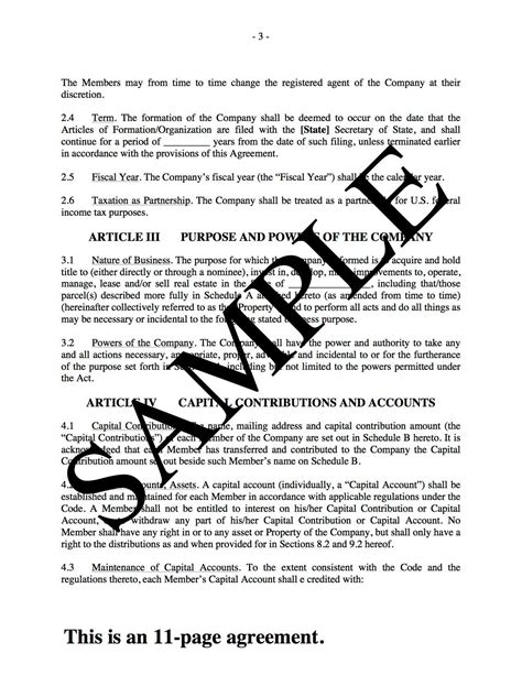 real estate llc operating agreement template llc operating agreement for real estate development