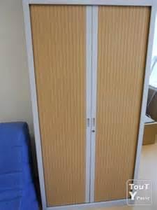 armoire de bureau porte coulissante picardie