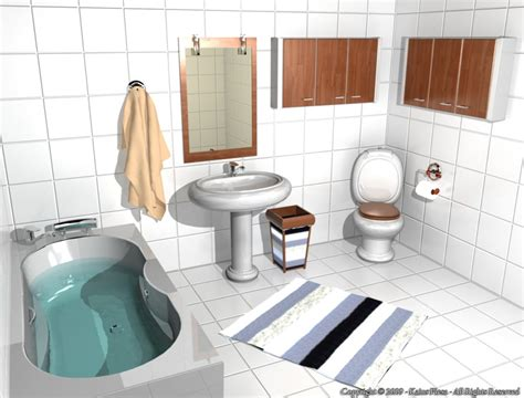 3d bathroom design 3d bathroom designer 3d max bathroom design by kaius