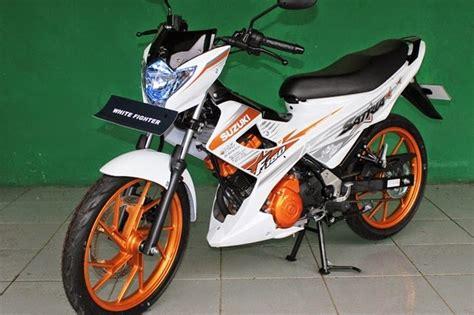 Di Satria Fu 150cc Tahun 2015 bluspit moto all new satria 150 fi kah atau all