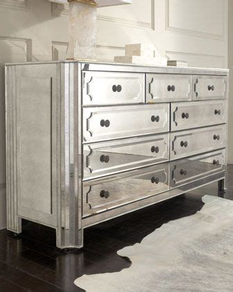 Horchow Mirrored Dresser by Quot Logan Quot Large Mirrored Chest At Horchow For The Home