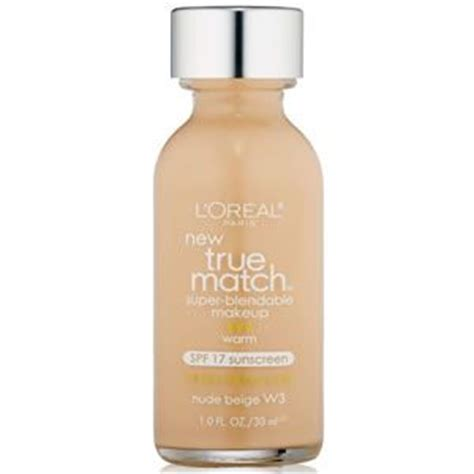 L Oreal True Match Blendable Makeup Spf 17 by L Oreal True Match Blendable Makeup Spf 17 Reviews