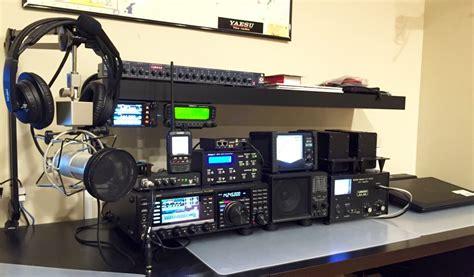 Radio Station Desk by Kp4ip Ham Radio Desk Kp4ip Website