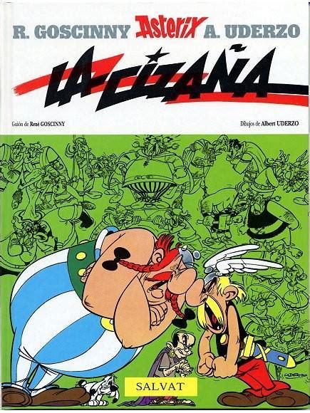 libro asterix 15 la cizaa las 35 aventuras de ast 233 rix chic
