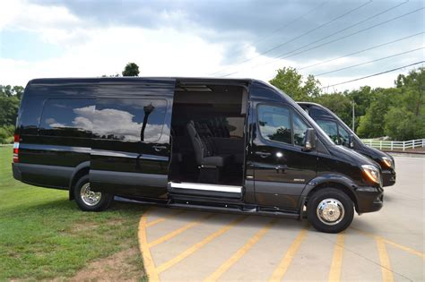 luxury mercedes luxury sprinter limousine reston luxury coach