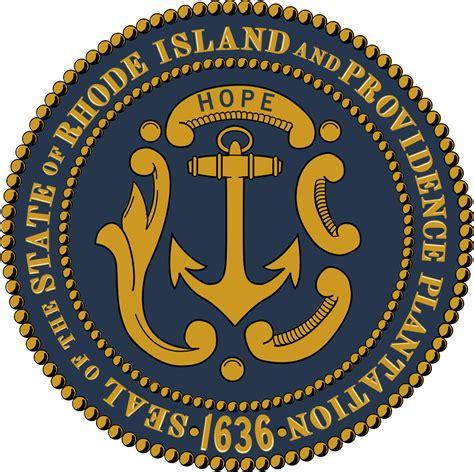 Embelem Logo Ri file seal of rhode island svg