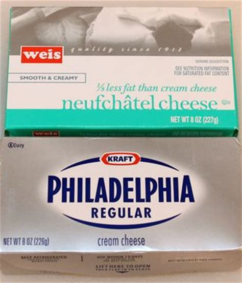 Cheese Neufchatel neufchatel vs cheese are they the same
