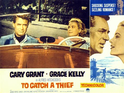 to catch a thief to catch a thief poster art cary photograph by everett