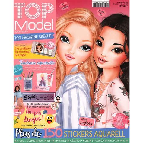 Magazine Top Model top model abonnement magazine pas cher mag24