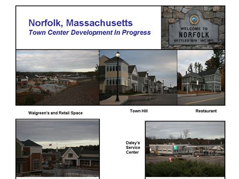 Norfolk Ma Property Records Town Of Norfolk Ma Development Opportunities