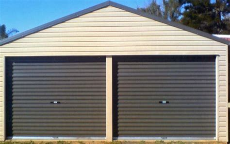 Titan Sheds Underwood by Steel Stud Truss 20 Degree Backwall Suite Goldstar