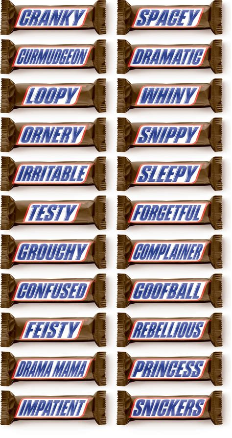 Snickers - Hunger Bars - Sei Rey Ho