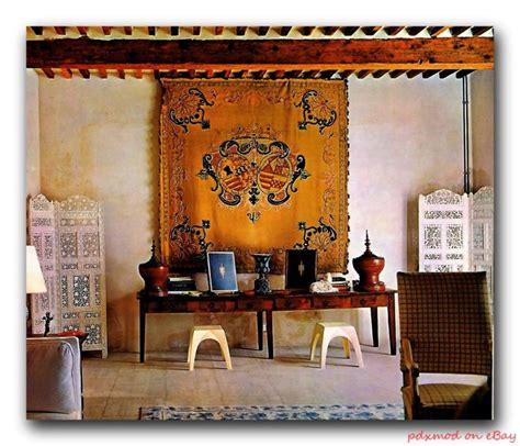 Hippie Interior Design by 1969 Interior Design Rich Hippie Mid Century Modern