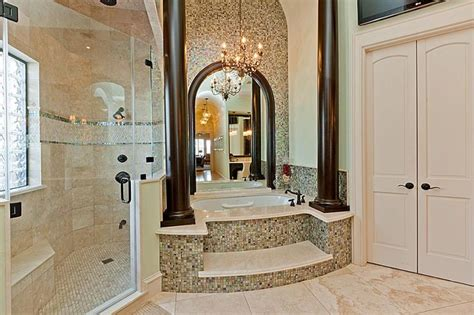 words simply  describe  master bath complete