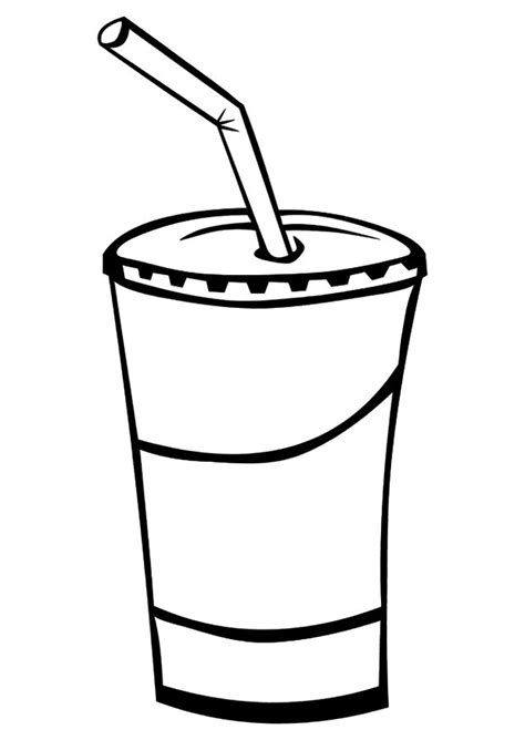 coloring pages food and drink juice drinks drinks coloring pages pinterest juice