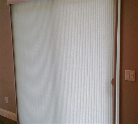 cellular shades for sliding glass door best 7 window treatment ideas for sliding glass doors images on home decor window