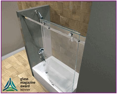 Crlaurence Shower Doors by C R Laurence News Serenity Frameless Shower System