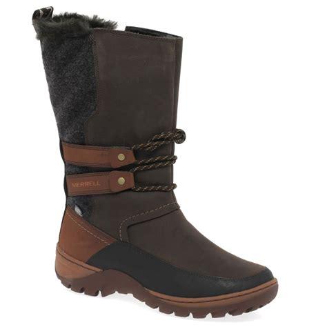 Detox Kits Uk Boots by Merrell Sylva S Waterproof Boots Charles Clinkard