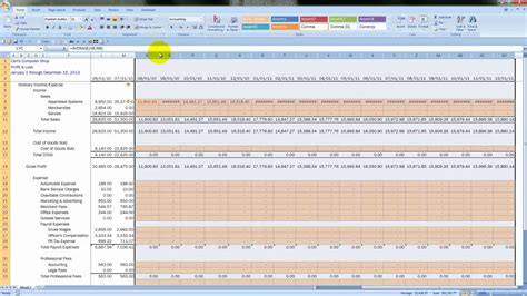 tutorial excel finance quickbooks and excel tutorial turning your financial