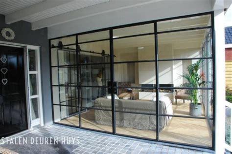 slaapkamer l industrieel slaapkamer industrieel 3 industri235le glazen wand met