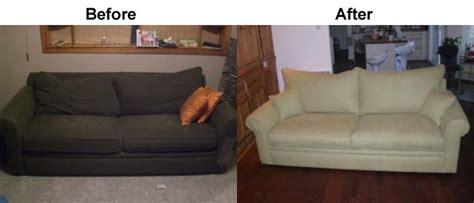 get rid of sofa how do i get rid of an old sofa a diy sofa makeover thesofa