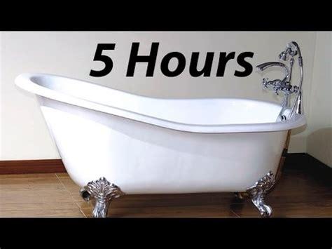 Bathtub Effect by 4 19 15 Gt Filling A Bathtub With A Thimble Ripple
